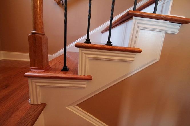 Балясины из дуба - Деревянные лестницы из дуба, бука